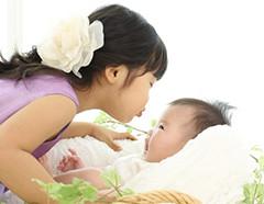 赤ちゃんのイメージ